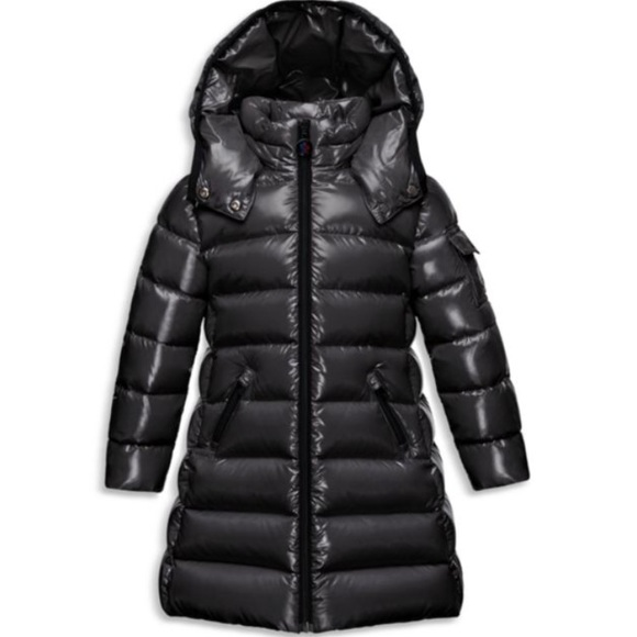 Moncler Girls Moka Down Coat